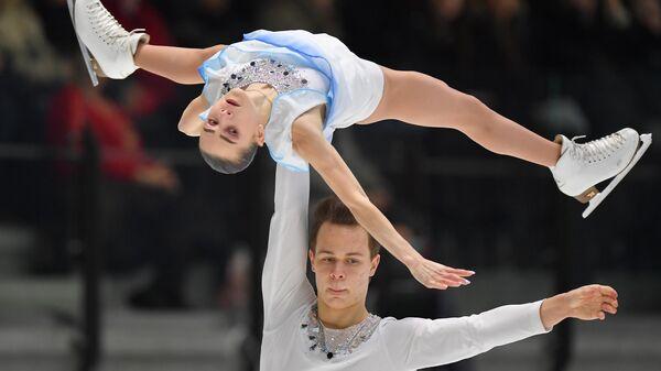 Аполинария Панфилова и Дмитрий Рылов