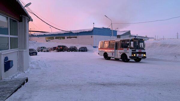 Происшествие на шахте Заполярная-2 блок Воркутинской АО Воркутауголь МОГО Воркута