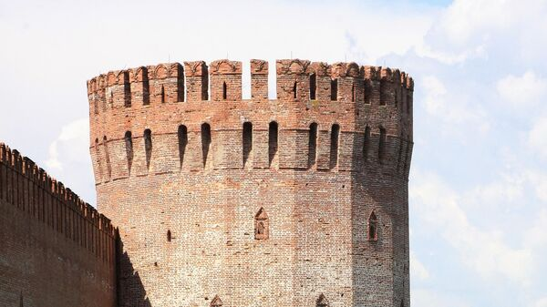 Башня Орел (Городецкая) Смоленского кремля