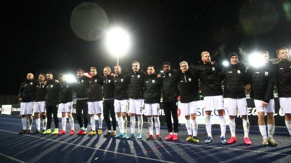 Футболисты ЛАСКа