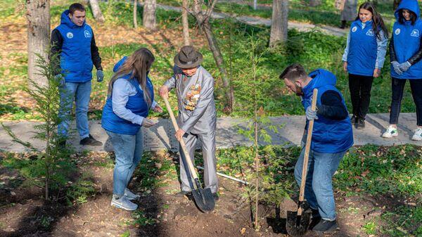 Присоединиться к акции Сад памяти сможет каждый