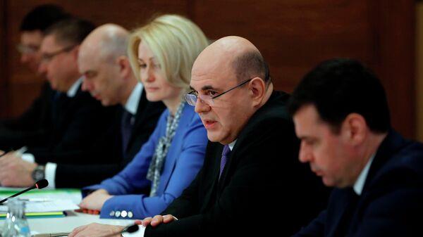 Председатель правительства РФ Михаил Мишустин проводит совещание по развитию малых городов в Переславле-Залесском