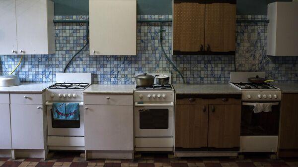 Кухня в жилом доме