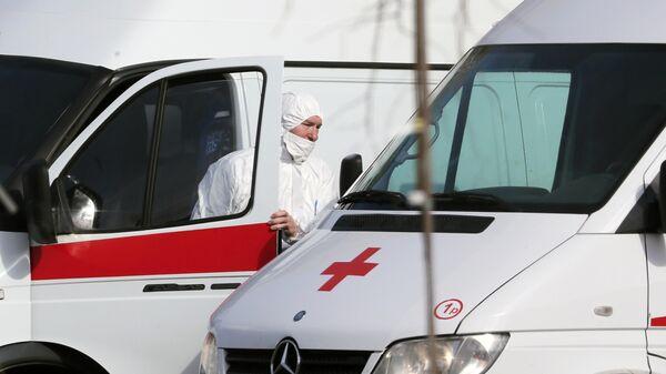 Водитель скорой медицинской помощи
