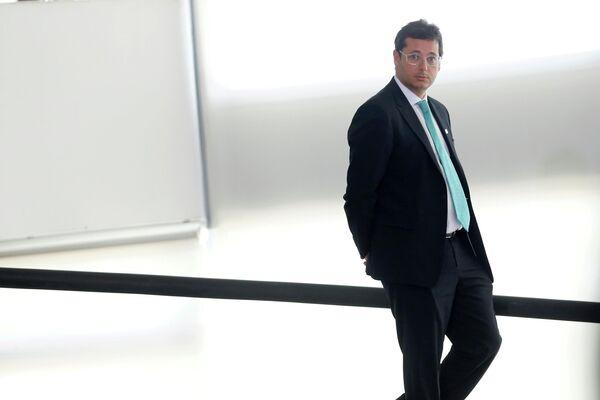 Глава специального секретариата по коммуникациям Бразилии Фабио Вайнгартена