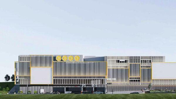 Проект реконструкции торгово-развлекательного центра Fort в московском районе Ясенево
