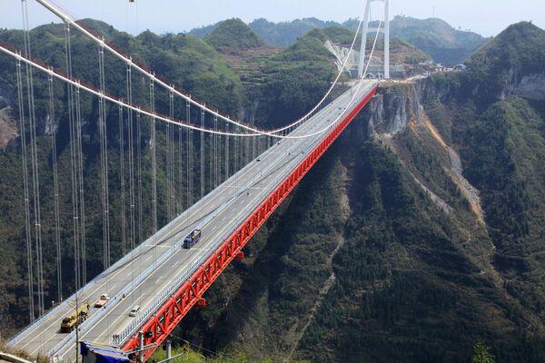Мост Айчжай в Китае