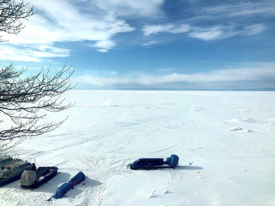 Хиусы на Байкале