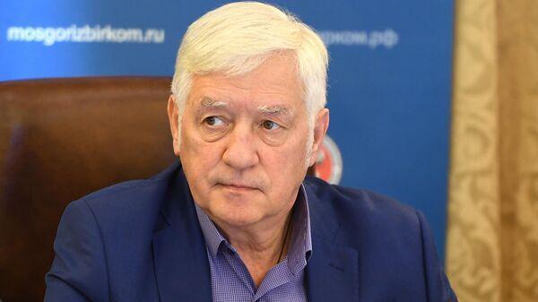 Председатель Московской городской избирательной комиссии Валентин Горбунов