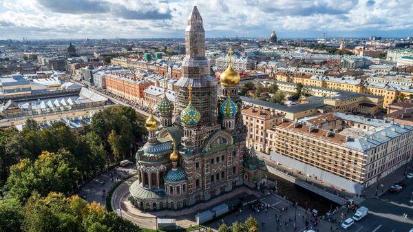Собор Воскресения Христова на Крови (Спас на Крови) в Санкт-Петербурге