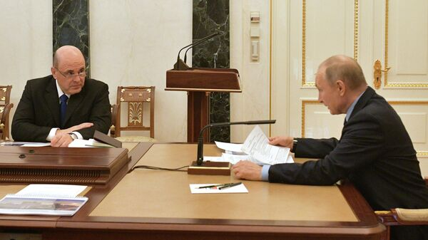 Финальные решения по коронавирусу могут принимать и Мишустин, и Путин