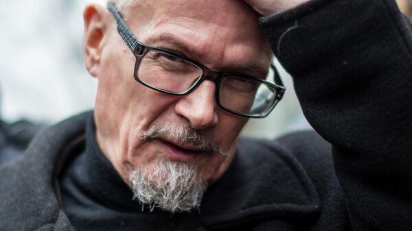 Лидер незарегистрированной партии Другая Россия Эдуард Лимонов