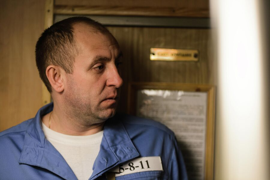 Главный корабельный старшина Максим Грипич