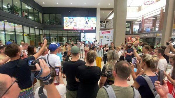 Российские туристы застряли в аэропорту на Филиппинах