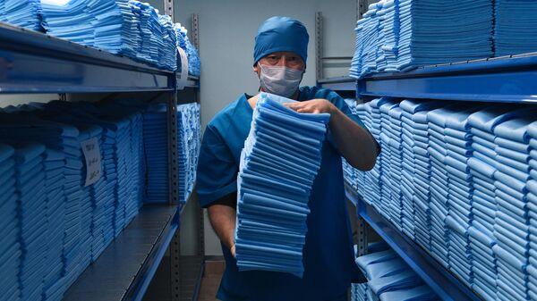 Производство медицинской одежды в Новосибирске