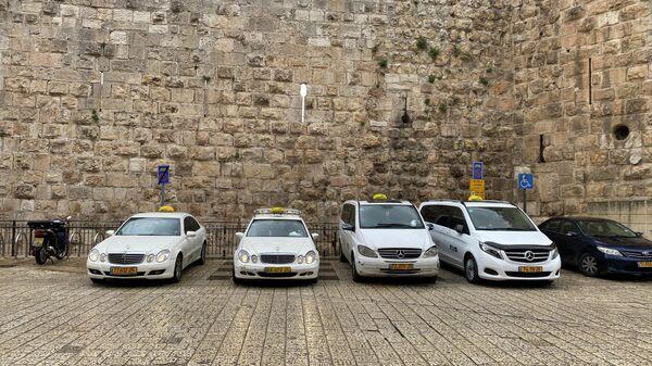 Ситуация в Иерусалиме во время эпидемии коронавируса