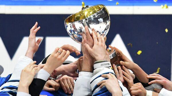 Трофей чемпионата мира по хоккею