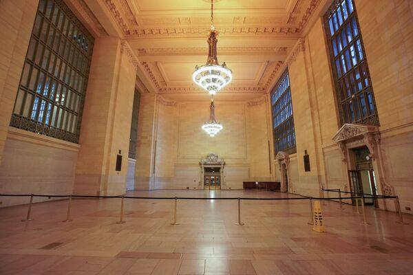 Коридор Центрального вокзала Нью-Йорка