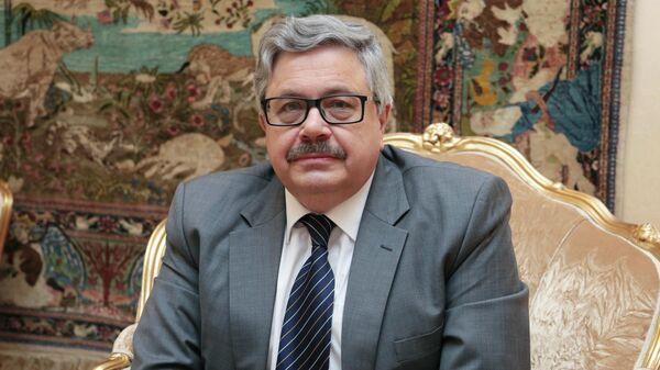 Посол России в Анкаре Алексей Ерхов