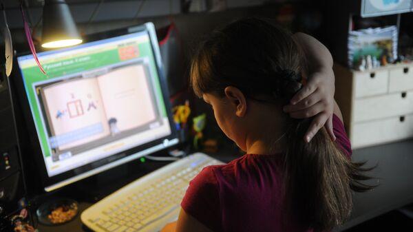 Домашнее обучение детей. Изучение русского языка с помощью компьютерной программы