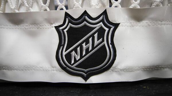 Логотип НХЛ
