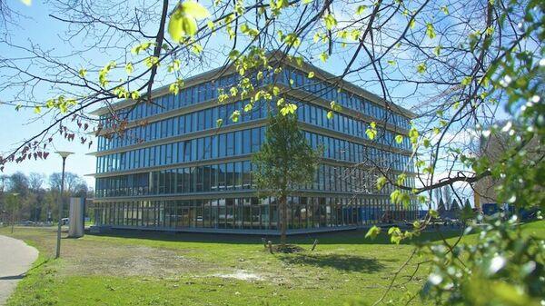 Здание Международной федерации студенческого спорта (FISU) в Лозанне