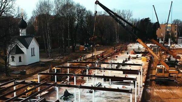Строительство новых медицинских центров