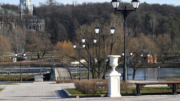 Музей-заповедник Коломенское закрыт для посетителей