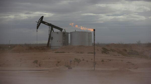 Цена нефти WTI с поставкой в июне опустилась ниже $11 за баррель