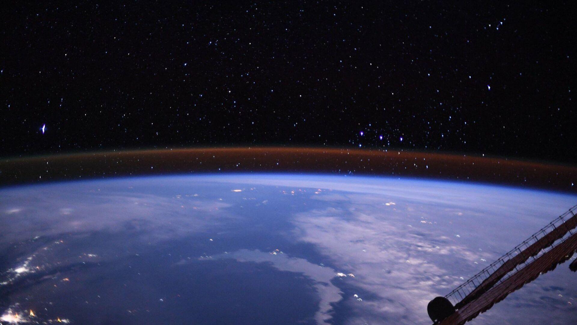 Вид на Землю с борта МКС - РИА Новости, 1920, 12.02.2021