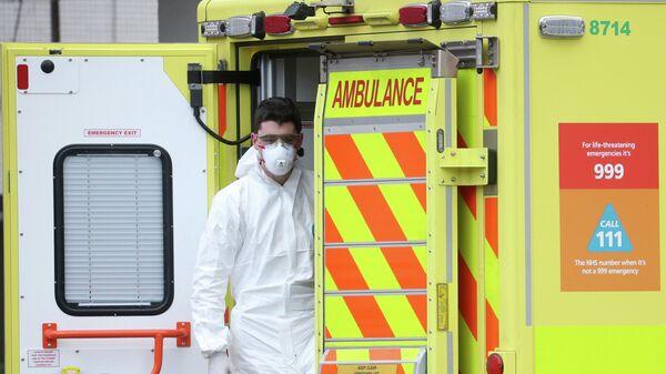Фельдшер скорой помощи в Лондоне