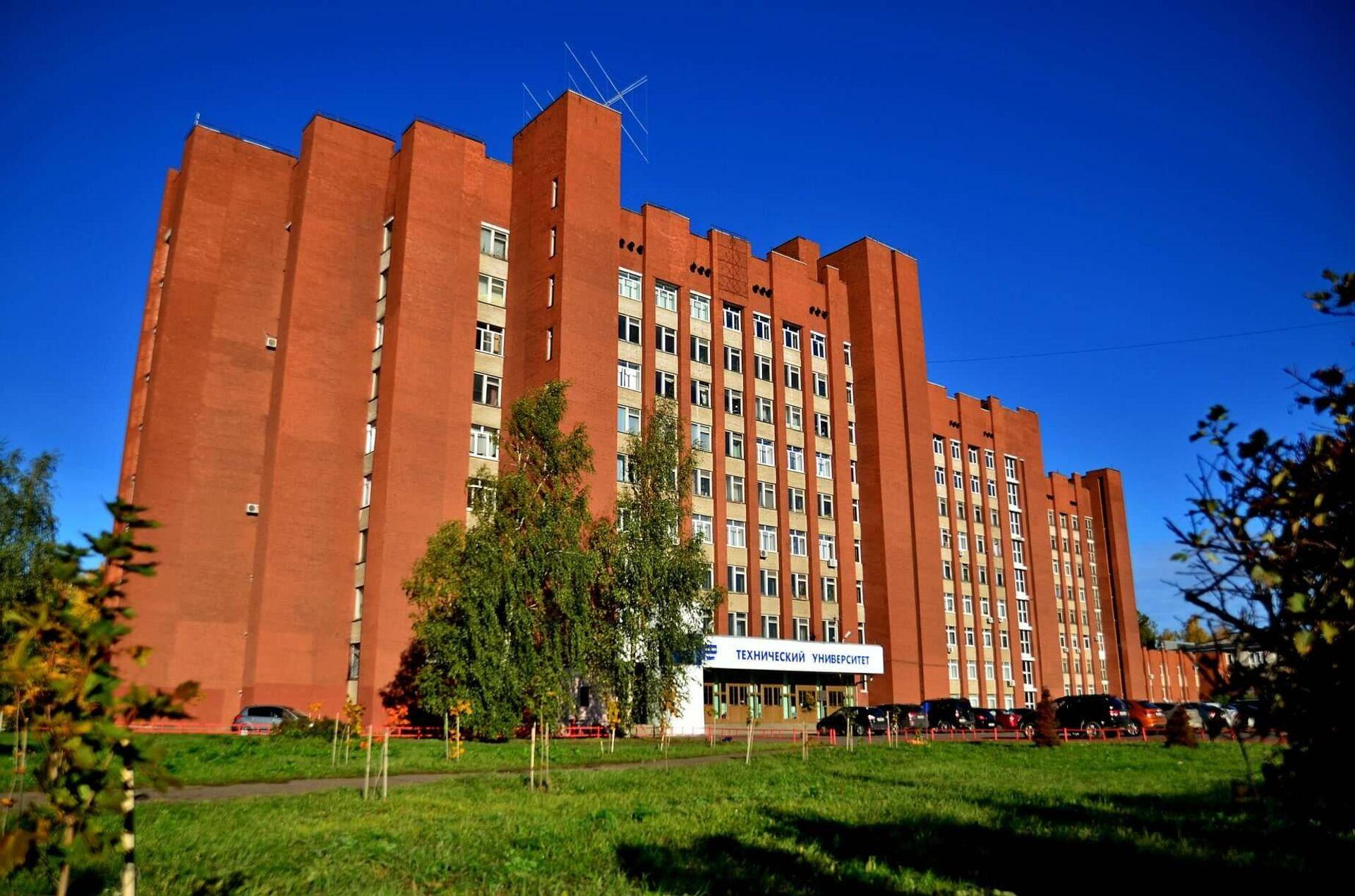 Здание Ярославского государственного технического университета - РИА Новости, 1920, 11.11.2020