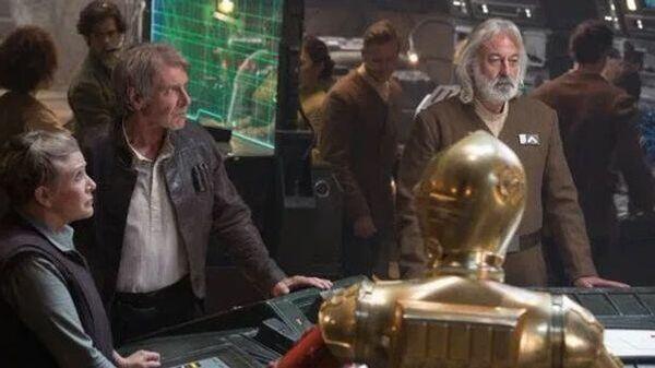 Скриншот фильма Звёздные войны: Пробуждение силы