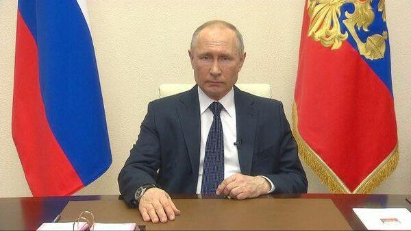 Путин продлил оплачиваемые нерабочие дни до 30 апреля