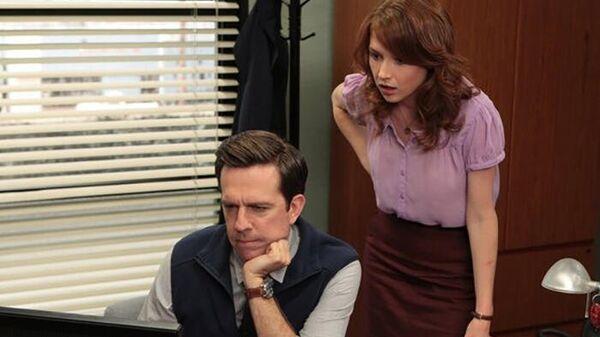 Кадр из сериала Офис