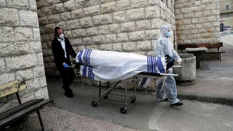 Ситуация в Израиле в связи COVID-19