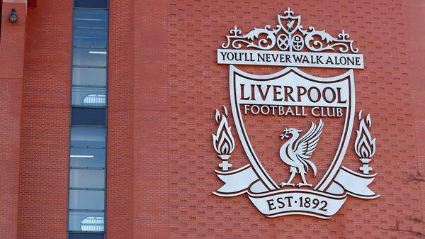 Эмблема футбольного клуба Ливерпуль