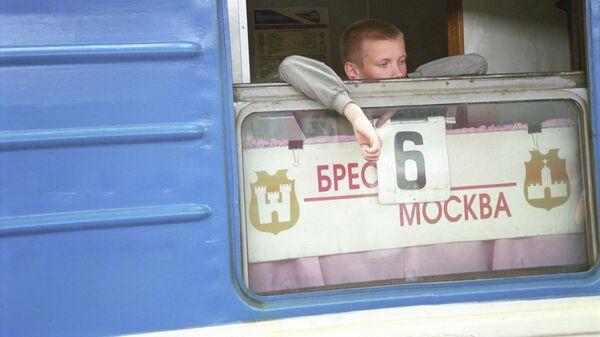 РЖД отменили последний международный прямой пассажирский поезд