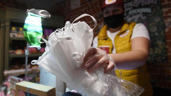 Продажа защитных масок в городе Киржач Владимирской области