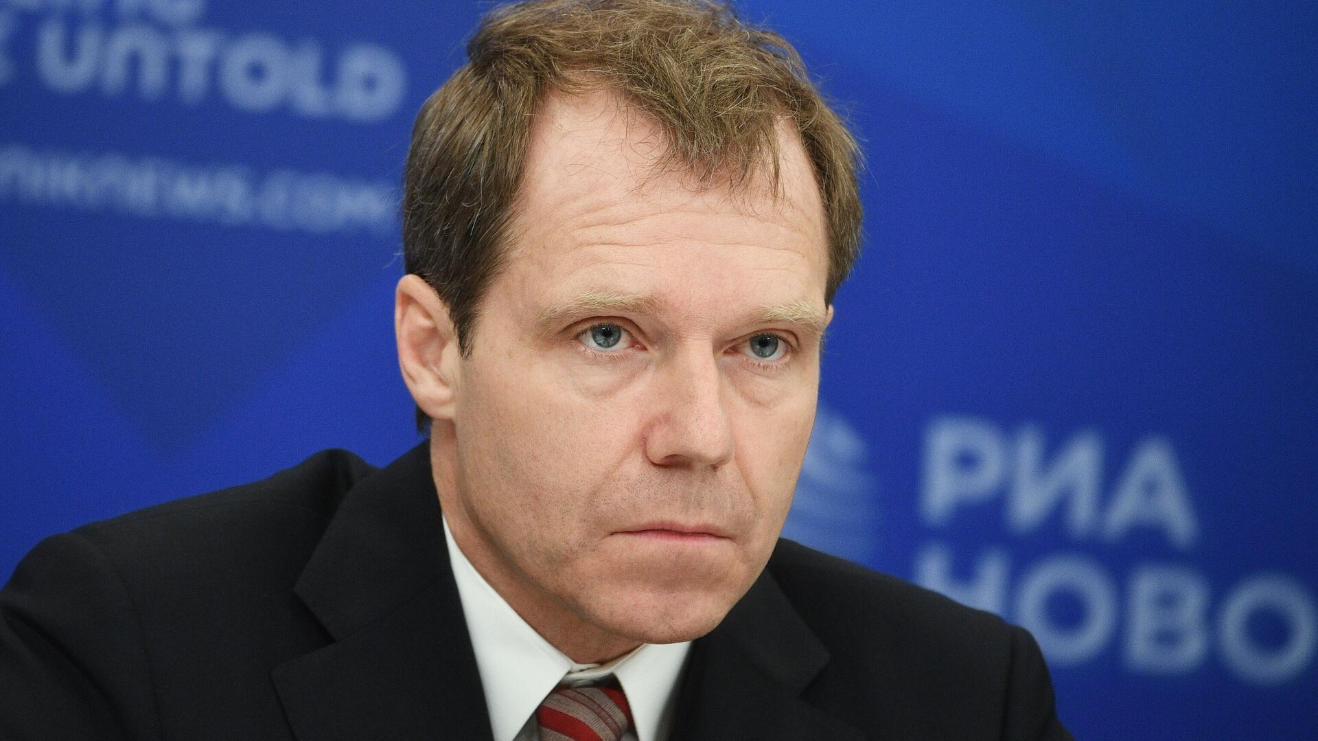 Председатель Комитета Совета Федерации РФ по экономической политике Андрей Кутепов - РИА Новости, 1920, 11.11.2020