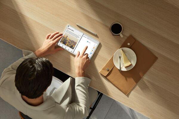 Сидим дома: Huawei представил новинку для работы и учебы на удаленке
