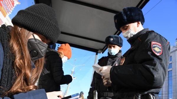 Рейд сотрудников полиции в Чите