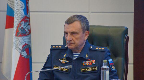 Председатель ДОСААФ России генерал-полковник Александр Колмаков