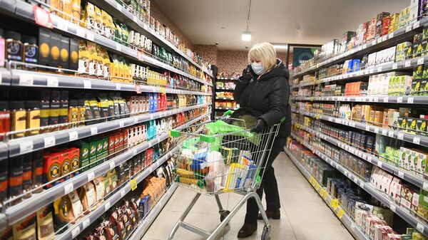 Минпромторг не зафиксировал серьезного изменения цен на продукты