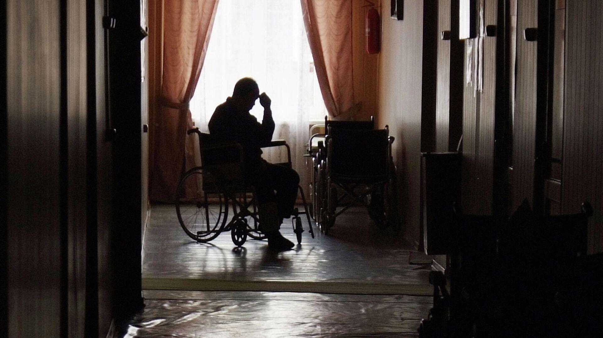 Дом-интернат для престарелых и инвалидов - РИА Новости, 1920, 16.07.2020