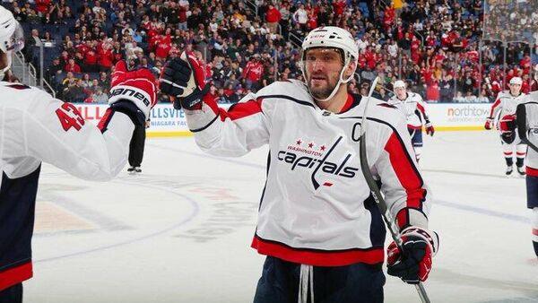 """Овечкин победил в номинации """"Лучшая гифка сезона"""" в НХЛ"""
