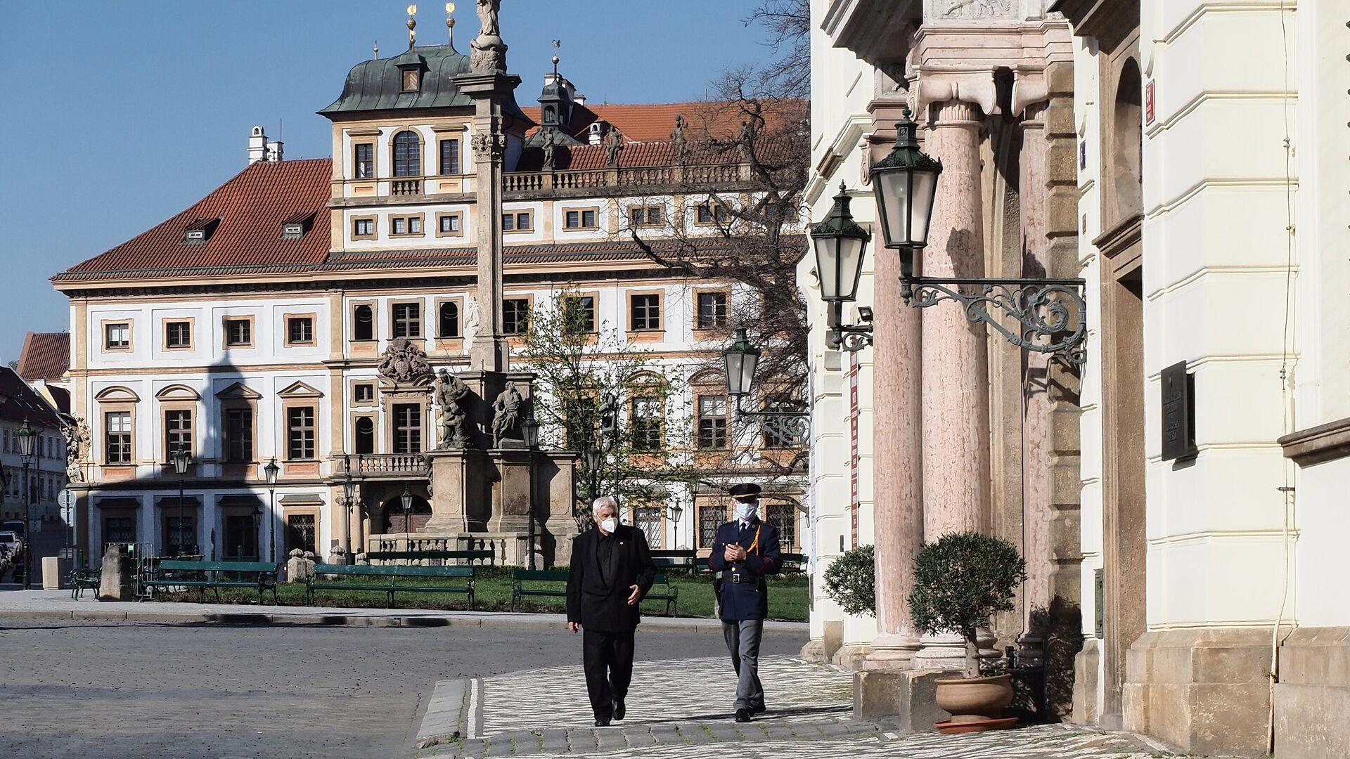 Прага, Чехия - РИА Новости, 1920, 27.02.2021