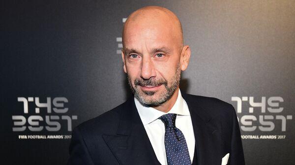 Экс-футболист сборной Италии Джанлука Виалли