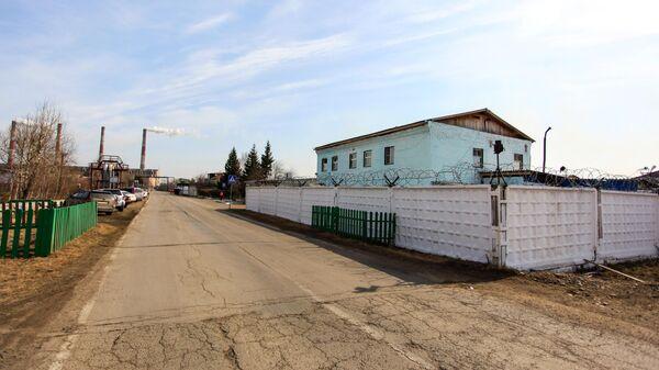 Исправительная колония №15 в Ангарске