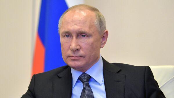 Путин рассказал о разработке вакцины от коронавируса